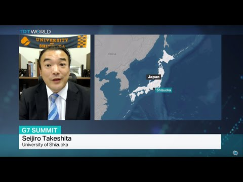 Interview with Seijiro Takeshita from University of Shizuoka on G7 Summit