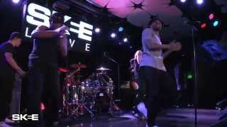 "Chris Brown Performs ""Love More"" on SKEE Live"