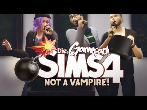 Bücherclub: KARAOKE TIME! ★ Die Sims 4 VAMPIRES   #78