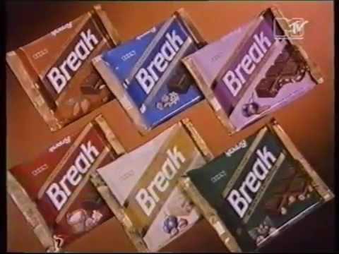 Break Old Commercial MTV 1991 thumbnail