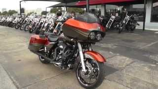 956431 - 2013 Harley Davidson Screamin' Eagle Road Glide Cvo  Fltrse - Used Motorcycle For Sale