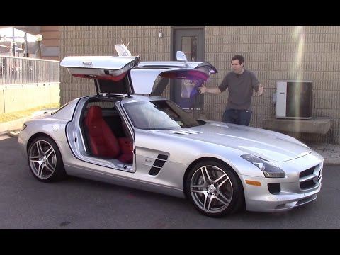 Here s Why the Mercedes SLS AMG Is Worth $185,000