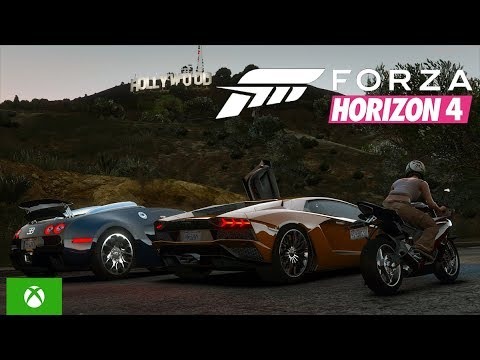 forza horizon 4 los angeles trailer 2018 gta v youtube. Black Bedroom Furniture Sets. Home Design Ideas