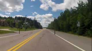 Le tour du Lac Beauport (Quebec) en GoPro HD Hero2
