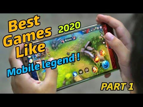 Best Games Like Mobile Legends | Best Games For Android 2020 | SssLdrago