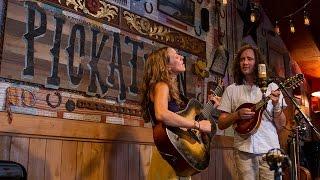Mandolin Orange - Hey That Train @Pickathon 2014 -Lucky Barn