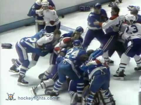 Nordiques vs Canadiens Apr 20, 1984 Good Friday Game