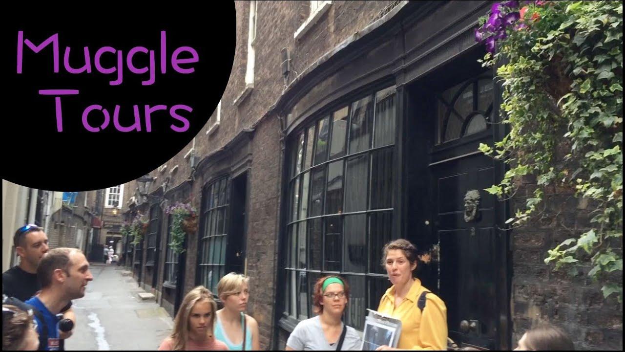 Muggle Walking Tour