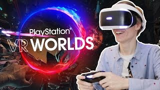 KICK-ASS VR SPACE ADVENTURE GAME! | Scavengers Odyssey (Playstation VR Gameplay)