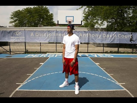 Anthony Davis Coming Home Part 3 - 3-on-3