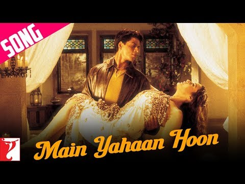 Main Yahaan Hoon  - Song - Veer-Zaara - Shahrukh Khan | Preity Zinta Travel Video