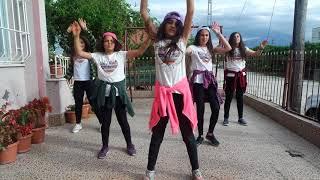Dans gösterimiz ( Ekin, Nehir, Zehra, Zeynep, Yaren)