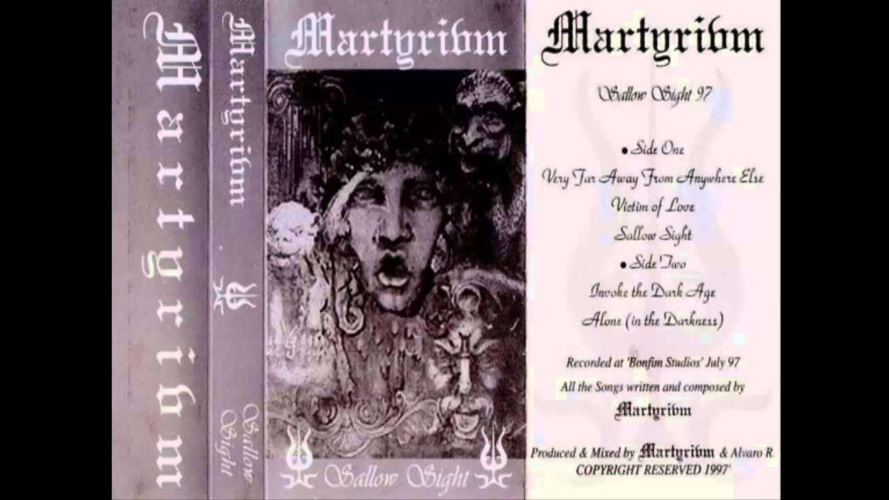 VICTIM OF LOVE - MARTYRIUM