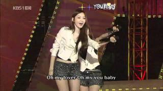 [Vietsub] Love And War - Davichi [KBS Open Concert]