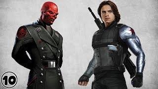 Top 10 Captain America Villains