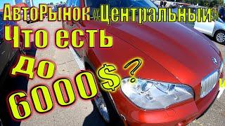 A.S. Авторынок Киев. Авто до 6000$. Сентябрь 2020. Центральный автобазар Украины. Рено, VW, Opel...