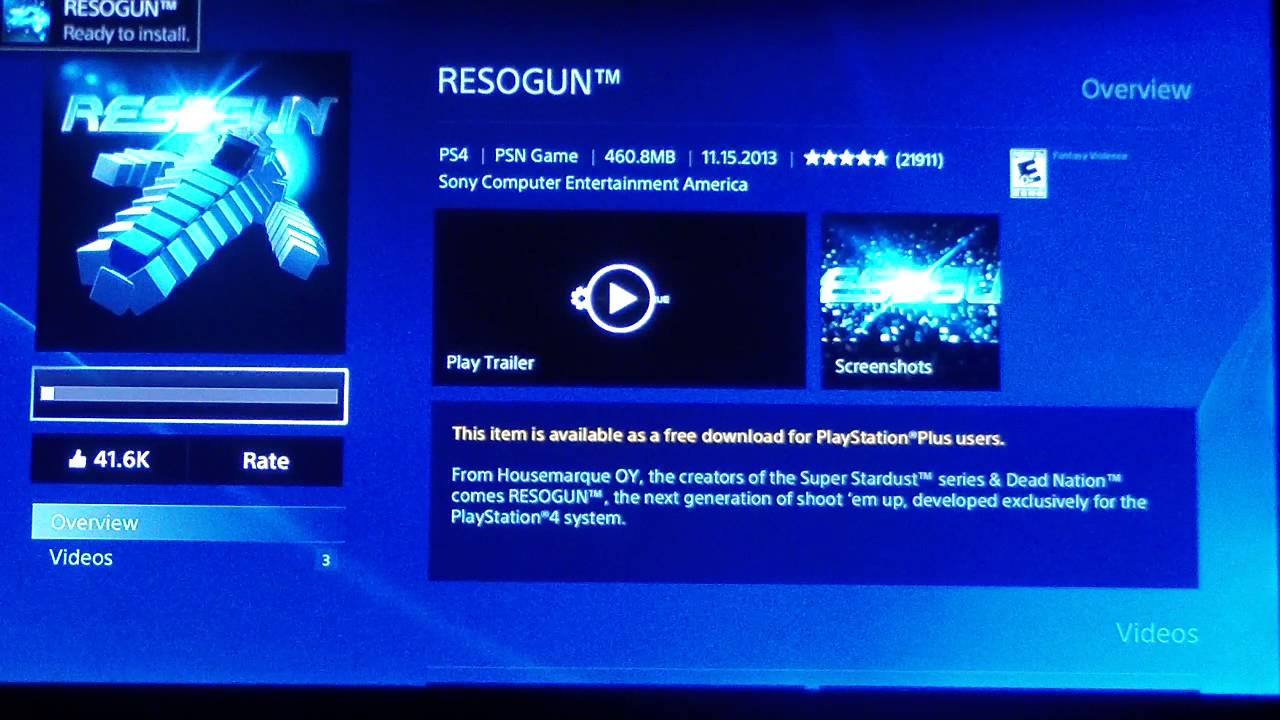 how to play all the games downloaded on your ps4