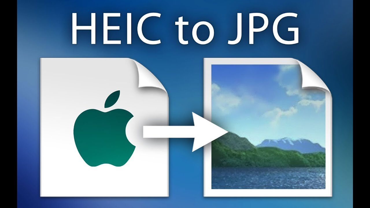 How to Convert HEIC to JPG for Free?
