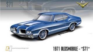 1971 Olds Cutlass Project
