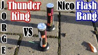 Gambar cover Jorge Thunder King vs Nico Flash Bang [Full HD]