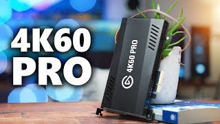 Elgato 4K60 Pro Capture Card Review! + Gameplay Samples