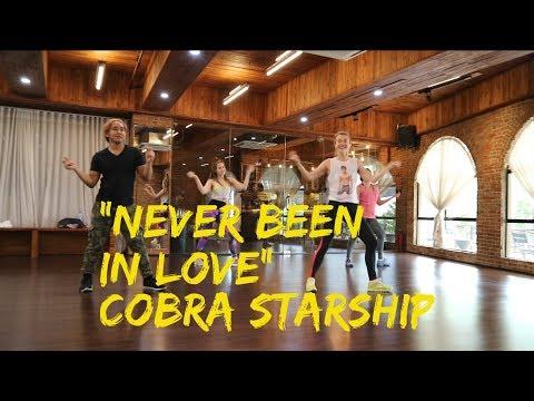 """""""Never Been in Love"""" Cobra Starship Choreo by Aksana"""