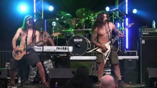 NORDHEIM - Nightborn [Live at Hellfest Lanaudiere]