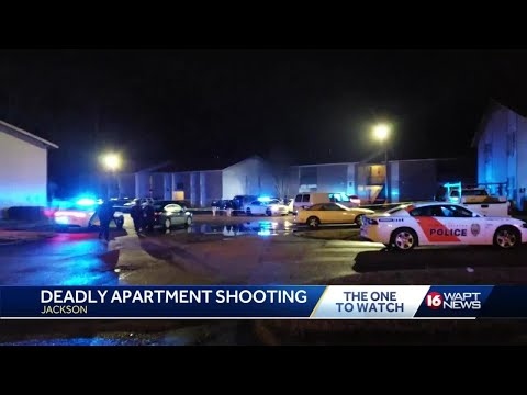 Woman Killed In Shooting At Jackson Apartment