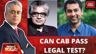 Does CAB Violates Constitution?; Harish Salve And Suhrith Parthasarathy Explain Legalities Of CAB