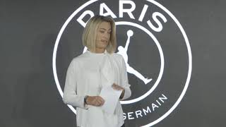 Behind the Scenes at the launch of the Paris Saint-Germain x Jordan 2018/19 Collection