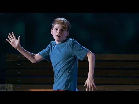 America's Got Talent 2017 Merrick Hanna Judge Cuts S12E11