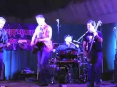 Brett Michael Monka band