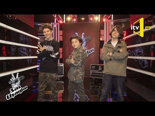 Ми в батлах світового ТВ-проекту The Voice!