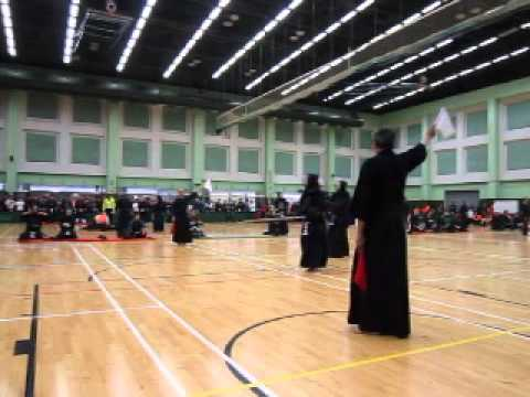 IGA Kendo Club 5 Man Team VS Thailand Team B