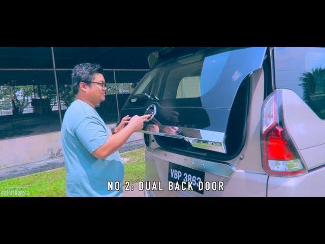 5 Yang Menarik Tentang ALL NEW SERENA C27 2018 (GK X SHIFT Car Review)
