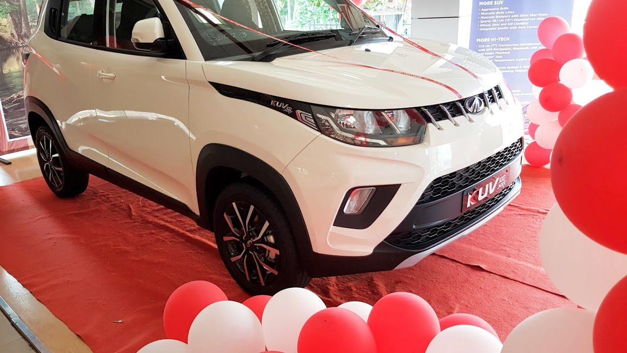 Mahindra Kuv100 Nxt >> 2017 Mahindra KUV100 nxt Facelift | 6 Seater | Price | Mileage | Specifications | walkaround ...
