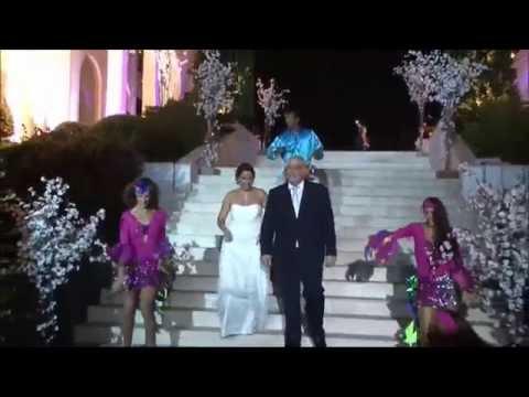 Latin Wedding Entrance - Bailando