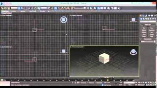3Ds Max 2014. 1. Интерфейс | Autodesk 3Ds Max 2014 интерфейс