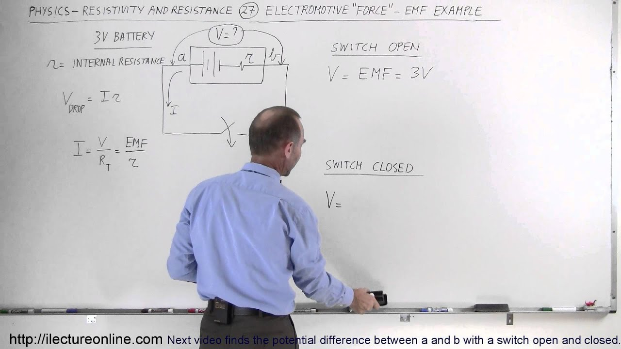 Physics - E&M: Resistivity and Resistance (27 of 33) Find the ...