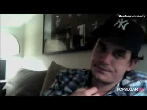 John Mayer on His Recreational Drug Use & Twilight