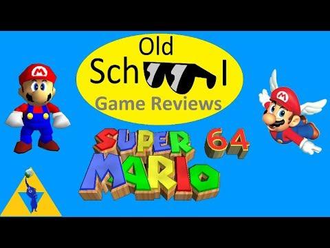 Super Mario 64 | Old School Game Reviews