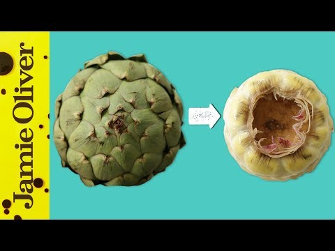 Thumbnail: How To Peel, Cut & Prepare An Artichoke | 1 Minute Tips | French Guy Cooking