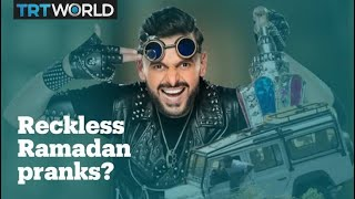 The Egyptian Actor Notorious For His Crazy Ramadan Pranks