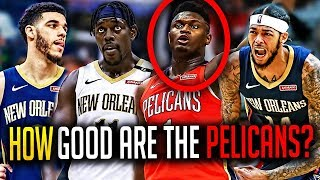 Zion NBA Debut! How Good Are The Pelicans With Zion Williamson REALLY?