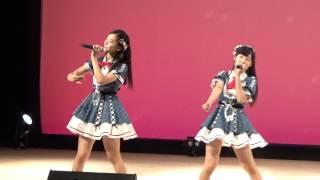 2015年8月15日 鳥取県しゃんしゃん祭り BSSラジオ鈴なるコンサー...