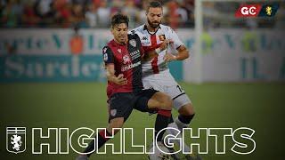 Highlights | cagliari-genoa -