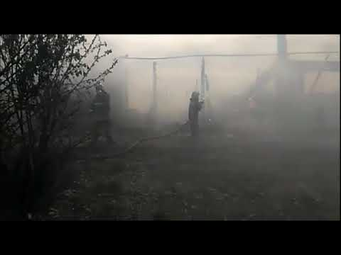Пожар в Нижней Салде, 23.05