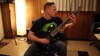 """Deftones - """"Gauze"""" Guitar Cover"""