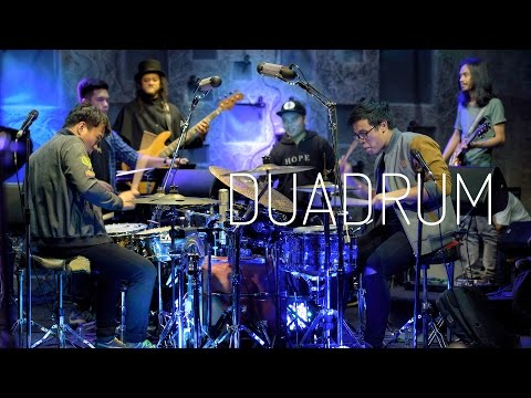 DUADRUM - Stop Motion - Live at #freedomsJazz16