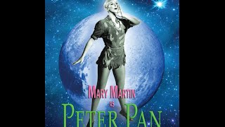 Mary Martin as Peter Pan!